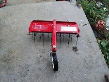 Snapper Thatcherizer - walk-behind lawn mower de-thatcher attachment