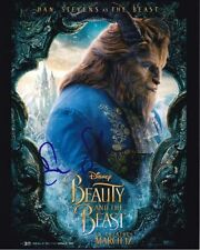 Dan Stevens Signed Autographed 8x10 Disney Beauty and the Beast Photograph