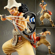 Animation One Piece POP Usopp New World Sailing 1/8 New Box Complete Figure Toy