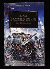 Horus Heresy - Prospero brûle de Dan Abnett (2013, livre de poche)