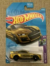 2021 HOT WHEELS SUPER TREASURE HUNT FORD MUSTANG SHELBY GT 500