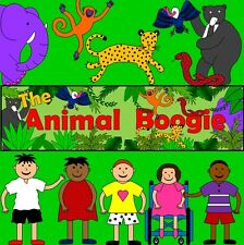 THE ANIMAL BOOGIE -teaching story resource CD - EYFS / KS1 - Jungle animals