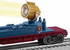 Lionel The Polar Express Searchlight Car o gauge train # 1928420 Nib Nr New!