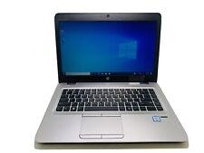 """New listing Hp EliteBook 840 G3 14"""" Intel Core i5-6200U 2.30Ghz 8Gb 120Gb Ssd Windows 10 Pro"""