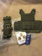 Eagle Industries Land CIRAS Vest Ranger Green LE  Med FBI DEA RLCS Rangers