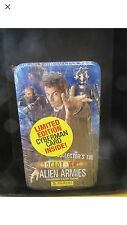 Dr Doctor who trading cards alien armies tin B limited edition cyberman Topps 2