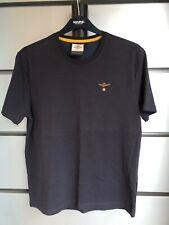 AERONAUTICA MILITARE Men's T-shirt DARK BLUE - Size XL - Brand New