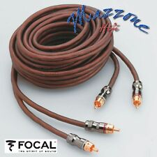 FOCAL ELITE ER-5 CABLE RCA 5 m OFC para ALTO RENDIMIENTO CALIDAD SUPERIOR