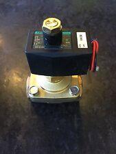 CKD Solenoid Valve ADK12-25A-03A DC24V