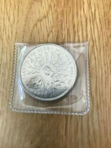 1980 Queen Mother  Commemorative Crown Coin Uncirculated