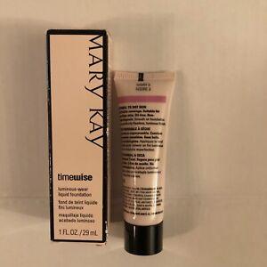 Mary Kay Timewise Luminous Wear Liquid Foundation