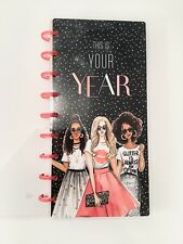 """NEW 2020 Skinny Classic Happy Planner Rongrong """"This is Your Year"""" 12 Months"""