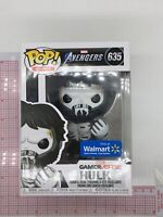 Funko POP! Marvel: Avengers Game - Hulk (Skeleton) 635 - Walmart Exclusive B02