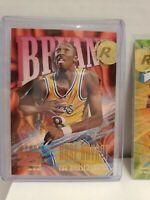 KOBE BRYANT Lakers 1996-97 Fleer Skybox Z-Force #142 Iverson Nash Marbury Allen