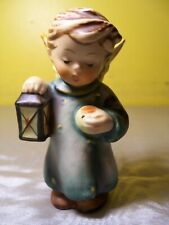 Rare Vintage Goebel Hummel W Germany Figurine Good Night Angel