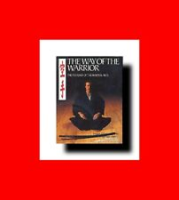 ☆BOOK:WAY OF THE WARRIOR:PARADOX OF MARTIAL ARTS-KNOWLEDGE+PHILOSOPHY+INTERVIEW%