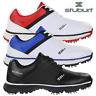 STUBURT PCT SPORT DRI-BACK MENS SPIKED WATERPROOF GOLF SHOES / NEW FOR 2019 !!!!