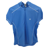 Pearl Izumi Superstar Women's Half Zip Short Sleeve Cycling Jersey Large (0837)