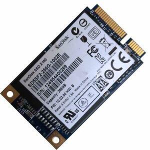 128GB 256GB mSATA Mini SATA 6Gb/s Internal Solid State Drive SSD Laptops Lot