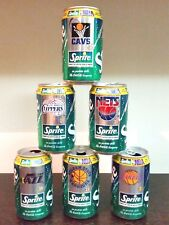 LATTINA SPRITE COCA COLA NBA cans  serie speciale The Coca Cola Company