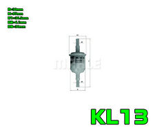 Inline Fuel Filter Mahle KL13 In-line Kraftstofffilter Drivstoffilter