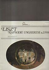 Liszt /  Antal Dorati – Rapsodie Ungheresi 2-5-9-14 LP