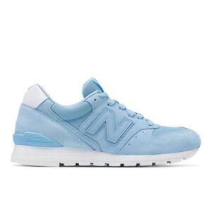 new balance 996 azzurre