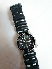 SEIKO 4205-0140 DIVER AUTOMATIC LADIES WATCH AUTHENTIC WORKING