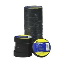Highland™ 06138 Vinyl Plastic Electrical Tape 6138, 3/4 inch x 66 feet