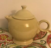 Fiestaware Ivory Teapot Fiesta Large 44 oz Teapot with Lid