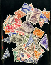 Tannu Tuva Mint & Used Selection of 130 Early Clean Stamps