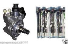 4x Einsritzdüse+CR Pumpe 0445010507 Injector Audi/VW 2,0 0445116030 03L130277--