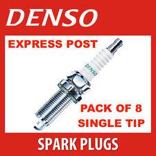 DENSO SPARK PLUG W16EPR-U X 8 - BMW FORD FALCON CHRYSLER VALIANT LASER PATROL