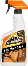 Armor All Car Leather Care Spray Bottle, Cleaner for Cars, Truck, Motorcycle,...