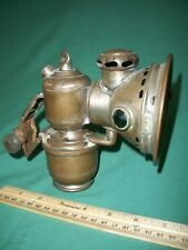 Vintage Joseph Lucas Carbide Bicycle Lamp / Lantern - LUCIA 250