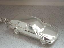 Schlüsselanhänger Mercedes C-Klasse T-Modell W202 versilbert (4997)