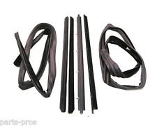 New Belt Weatherstrip & Channel Kit / FOR LISTED S10 BLAZER S15 JIMMY SONOMA