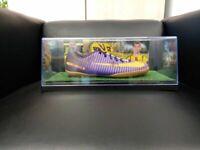 Fußballschuh Akanji + Sokratis signiert Bundesliga Borussia Dortmund BVB Fußball