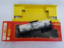 "TRIANG HORNBY R349 BOGIE CHLORINE TANK WAGON ""MURGATROYD'S"" EXCELLENT BOXED"