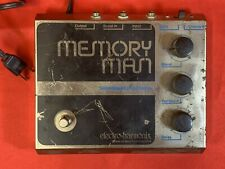 Vintage 1970s Electro-Harmonix EH MEMORY MAN Echo / Chorus Guitar Effects Pedal