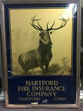HARTFORD FIRE INSURANCE Company SIGN    Buck