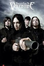 """BULLET FOR MY VALENTINE POSTER """"THE POISON # 3"""""""