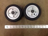 "6"" Caster Wheels all Jazzy Power Wheelchairs select elite Quantum 600 614"