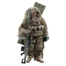 "12"" Sniper Special Forces Soldier War Game Action Figure Collectible"