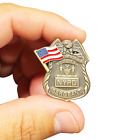G-019 NYPD Sergeant pin New York City Police Department Sgt with two pin posts