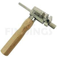 Vice cutting tube cutter jig holder jewellery jewellers repair tool