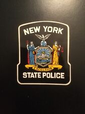 Appreciation Sale NY State Police Sticker For Glass Or Your Bumper Show Support