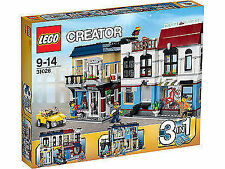 LEGO Creator Bike Shop & Café 31026 - new sealed Free Shipping