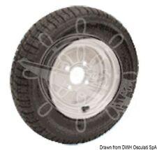 """Osculati Pneumatic Wheels For Trolleys 195r 14"""" C"""