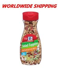 McCormick Salad Toppings Crunchy & Flavorful 3.75 Oz WORLDWIDE SHIPPING